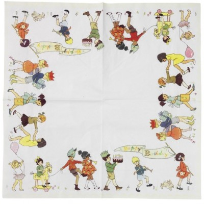 Belle and Boo Napkins