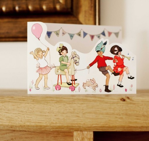 Belle and Boo Party Stationery