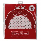 Knitted Noel 2 Tier Cake Stand
