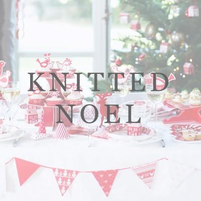 Knitted Noel