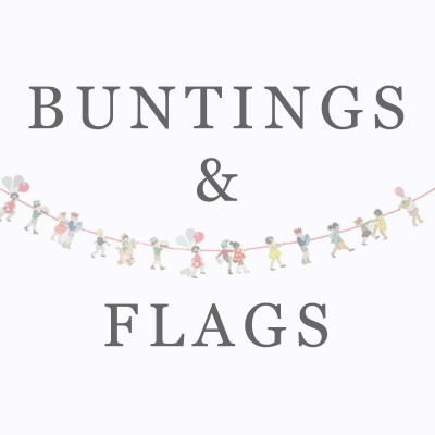 Bunting & Flags