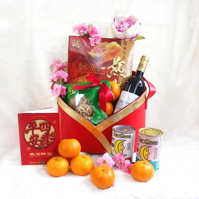 CNY gift hampers singapore