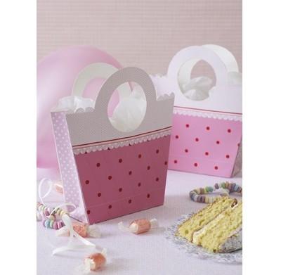 Pink N Mix Handbag