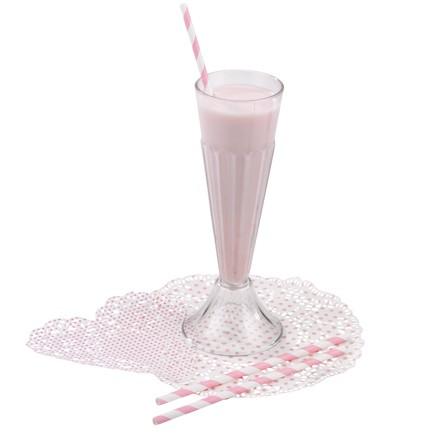 Pink N Mix Straws