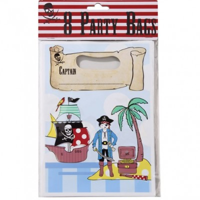 Pirate Party Party Bag
