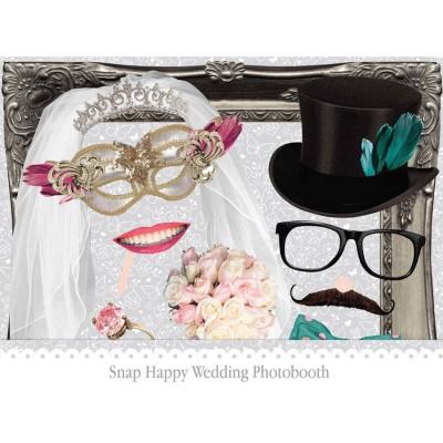Snap Happy Wedding Photobooth